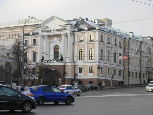 Московская государственная картинная галерея Народного художника СССР А. Шилова (улица Знаменка, дом 5)