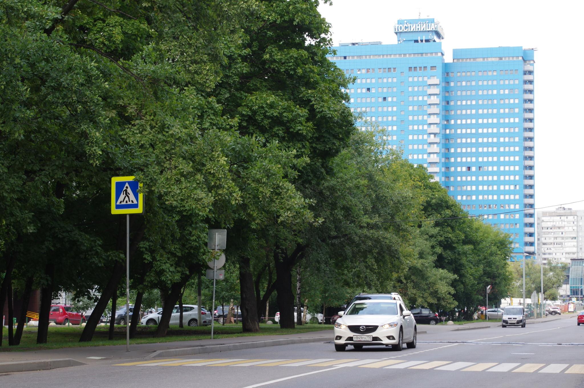 Гостиница «Молодёжная» (Дмитровское шоссе, дом 27, корпус 1)