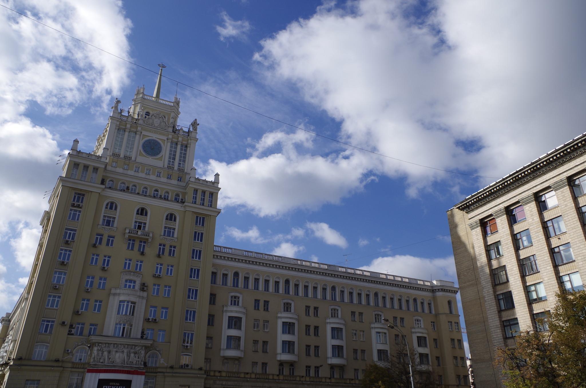 Здание гостиницы «Пекин» (улица Большая Садовая, дом 5)
