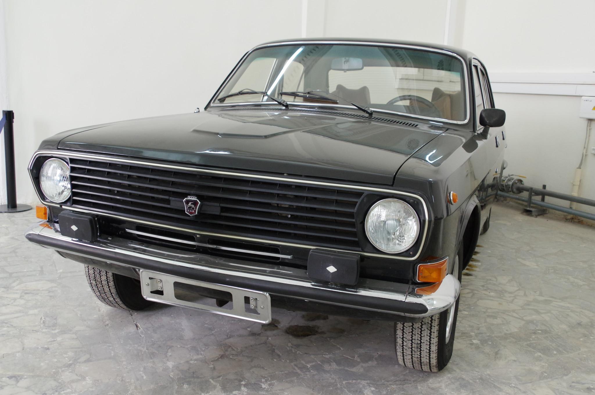 Автомобиль «Волга»