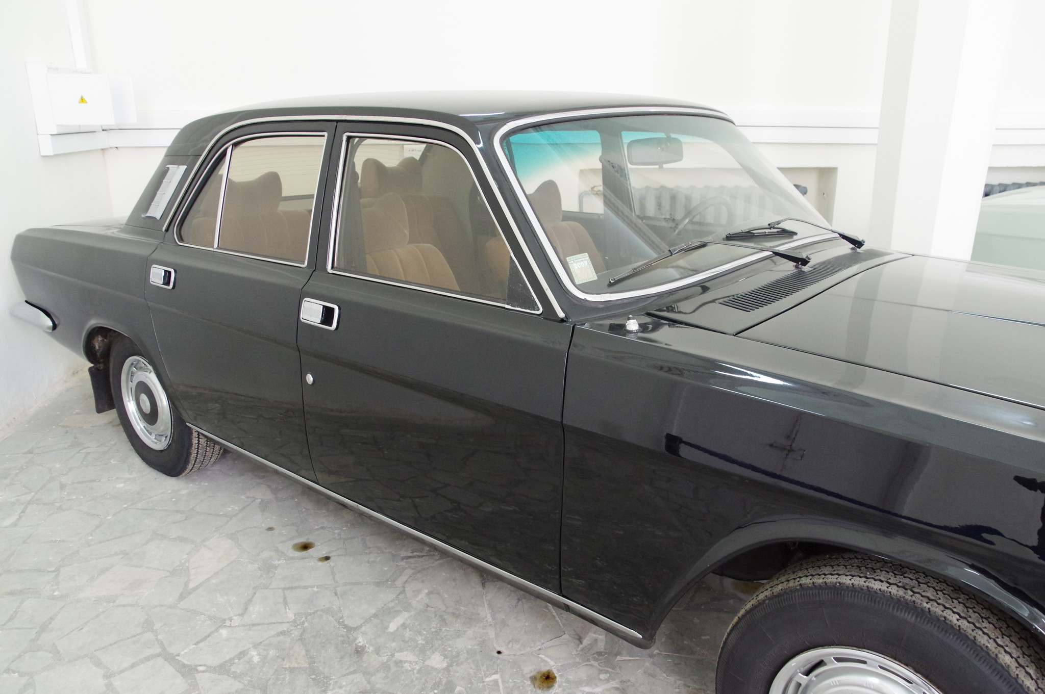 Автомобиль ГАЗ-24-10 «Волга»