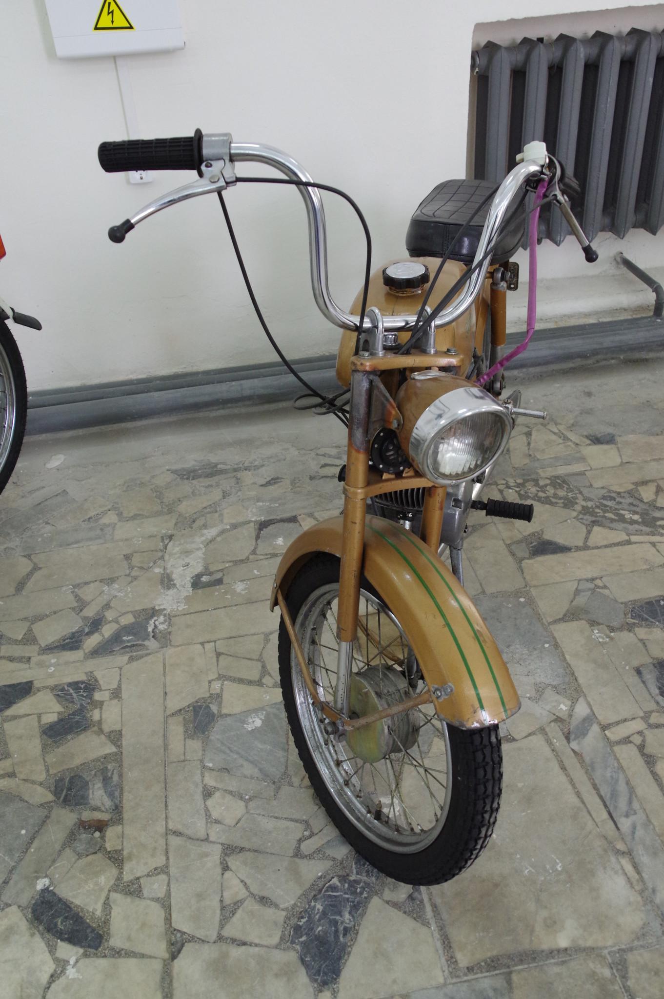 Мокик «Рига-22»