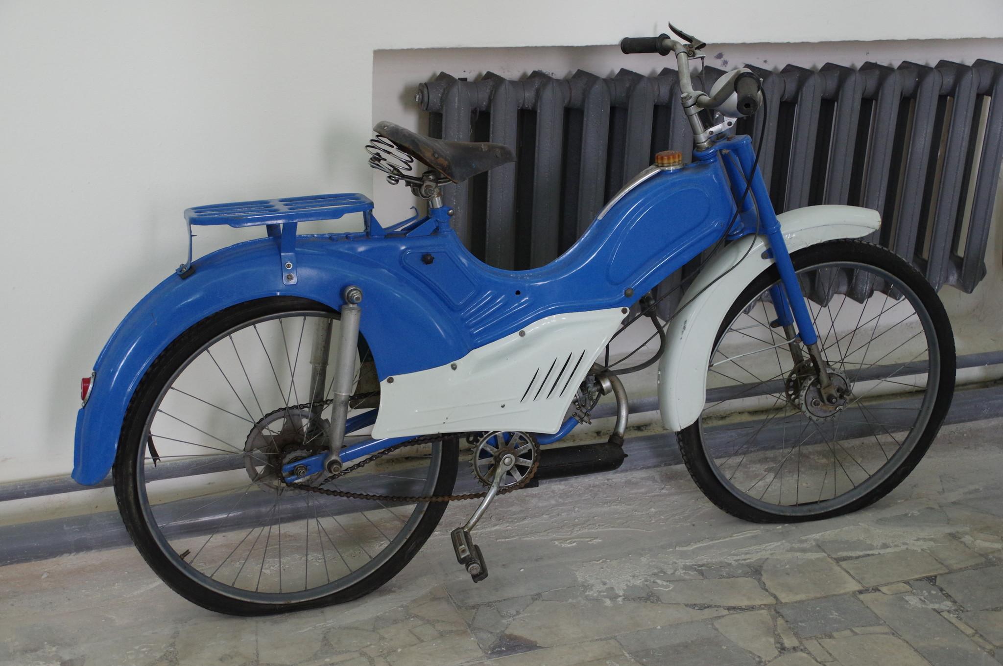 Мопед МВ-042М «Львовянка»