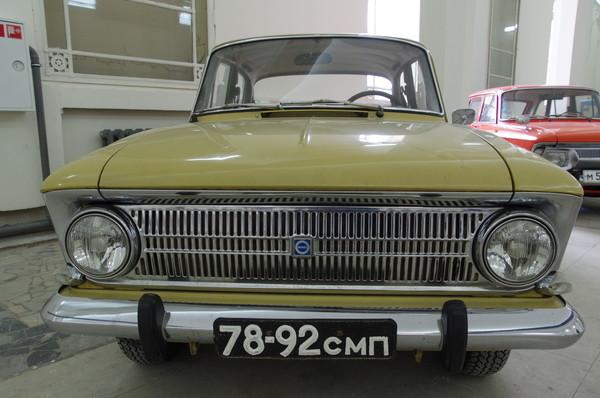 Ижевский «Москвич-412»