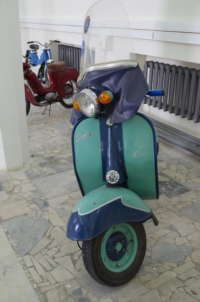 Мотороллер «Вятка» ВП-150