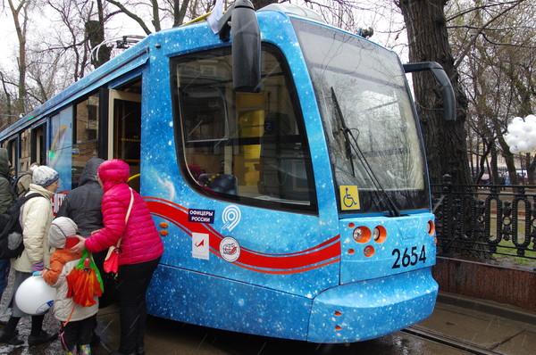 Трамвай 71-623-02 (КТМ-23) № 2654