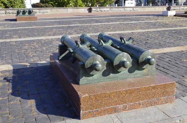 Памятник А.В. Суворову в Москве