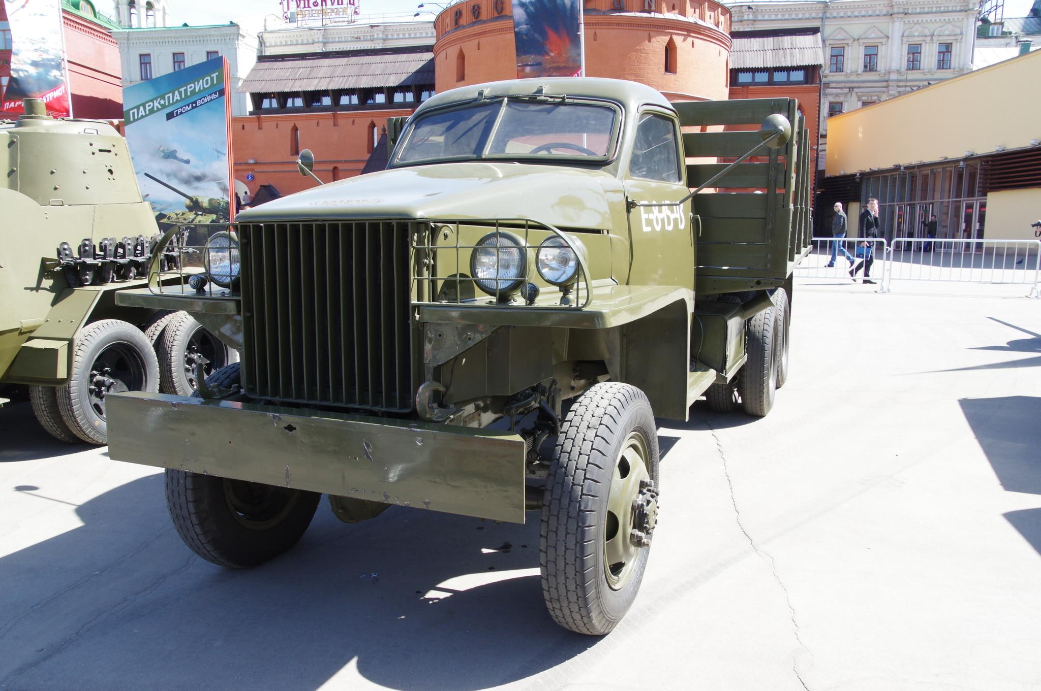 Грузовой автомобиль Studebaker US6