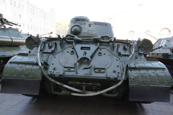 Тяжёлый танк ИС-2М