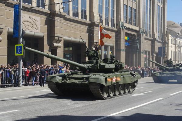 Основной боевой танк Т-90
