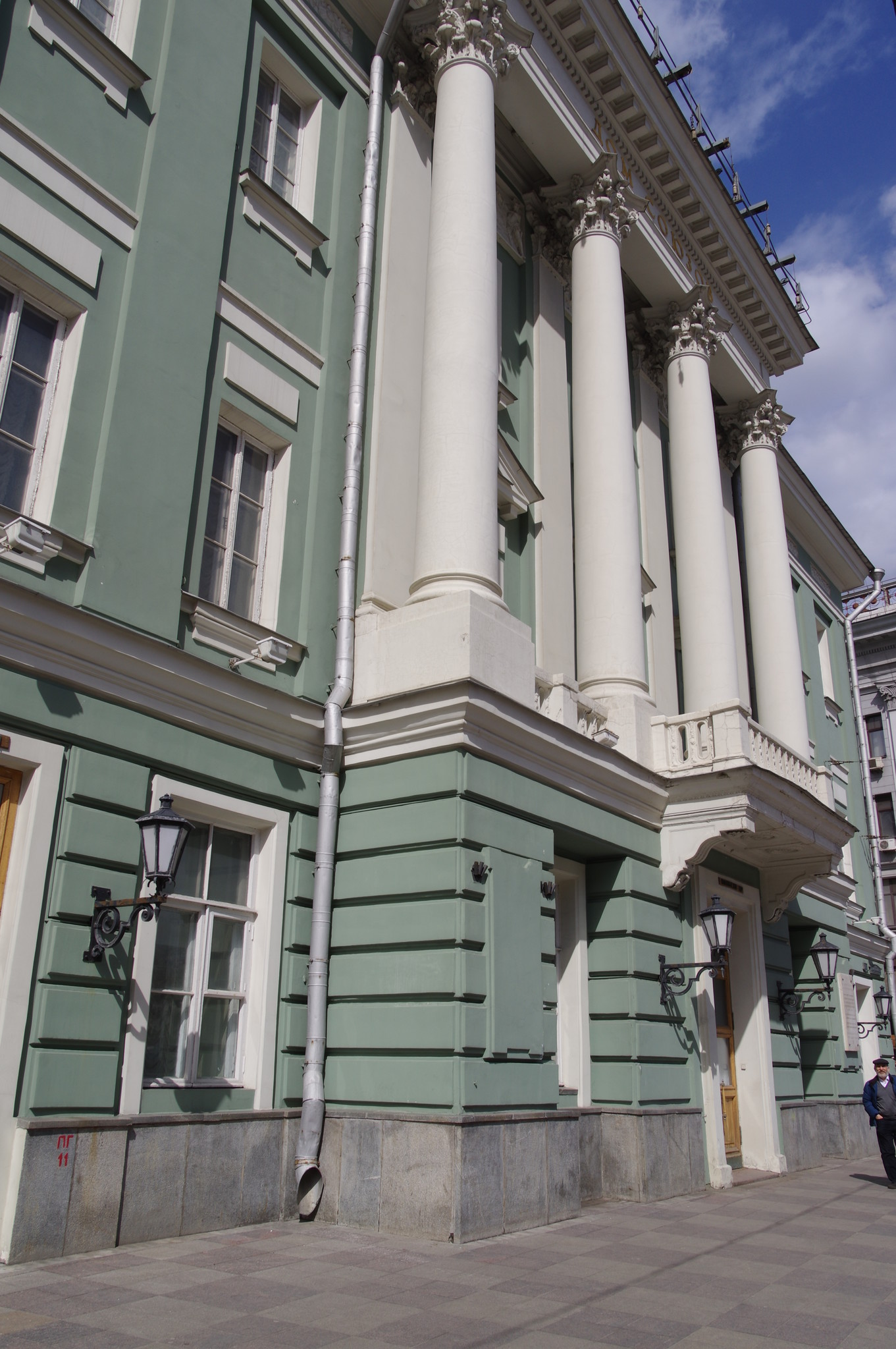 Дом Союзов (улица Большая Дмитровка, дом 1)