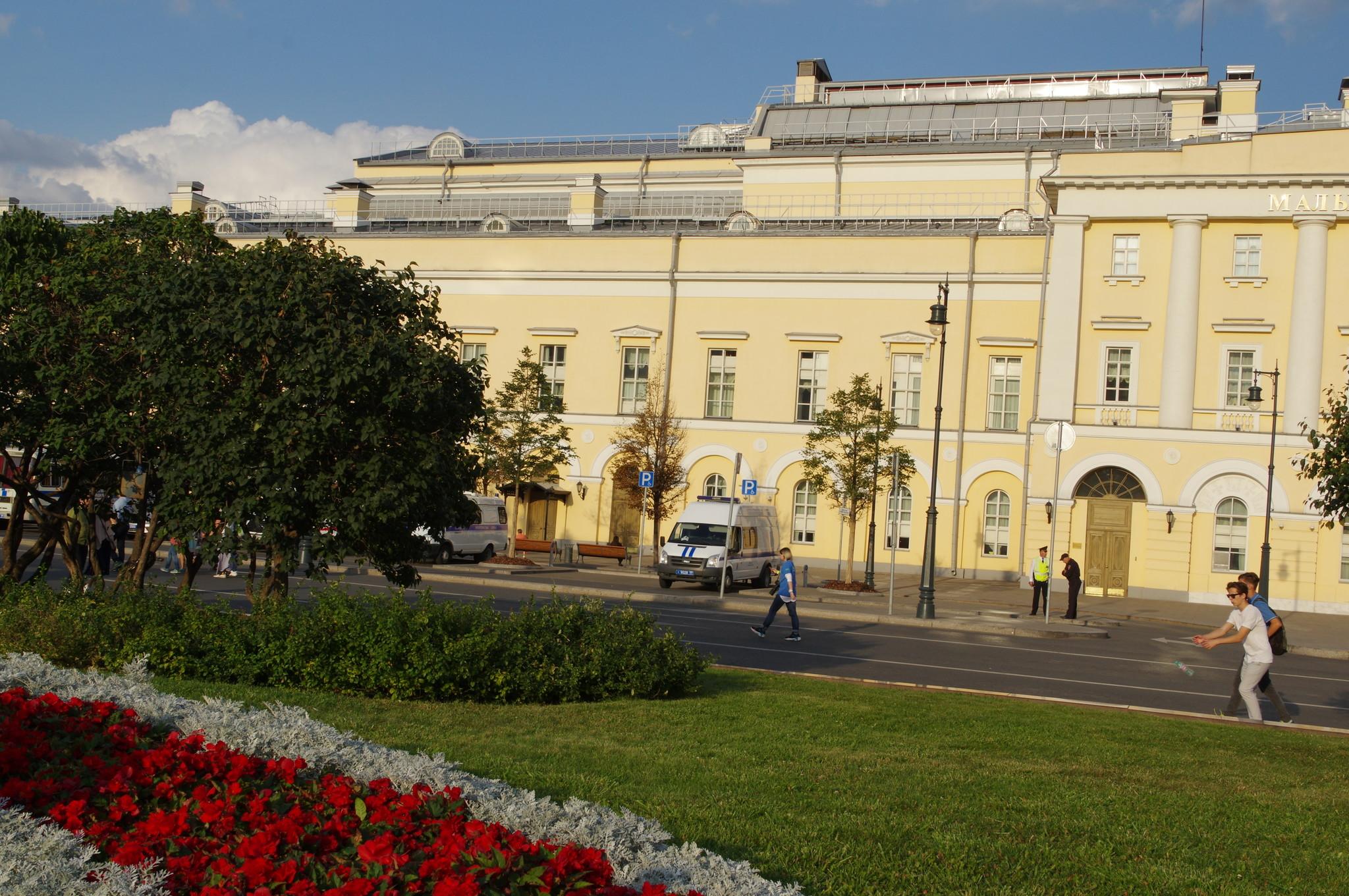 Государственный академический Малый театр России (Театральная площадь, дом 1)