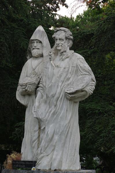 Памятник братьям Айвазян в Симферополе