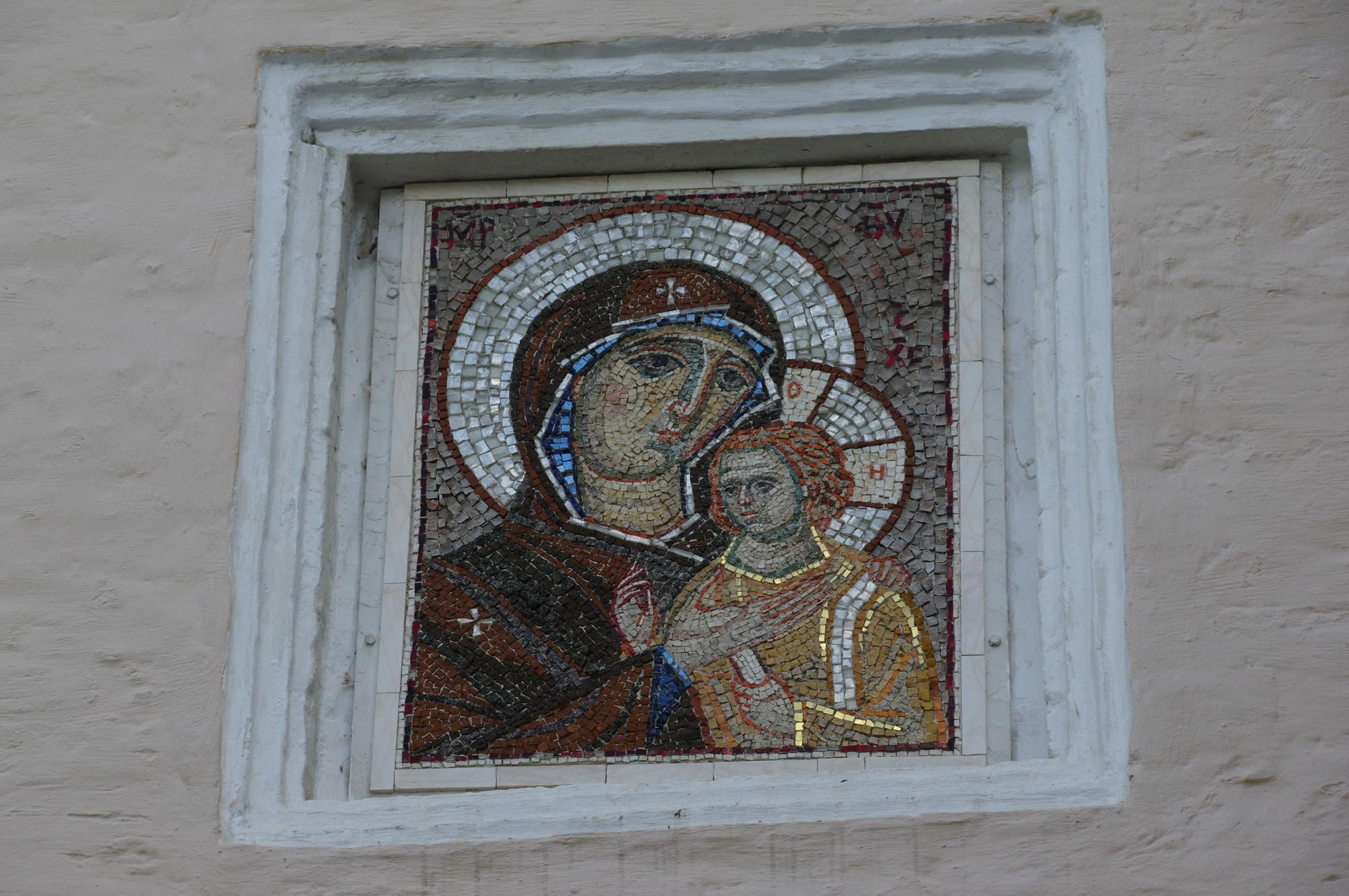Храм Успения Пресвятой Богородицы в Путинках (Успенский переулок, дом 4)