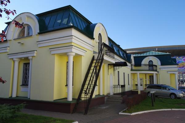 Церковь Филиппа Митрополита в Мещанской слободе (улица Гиляровского, дом 35)