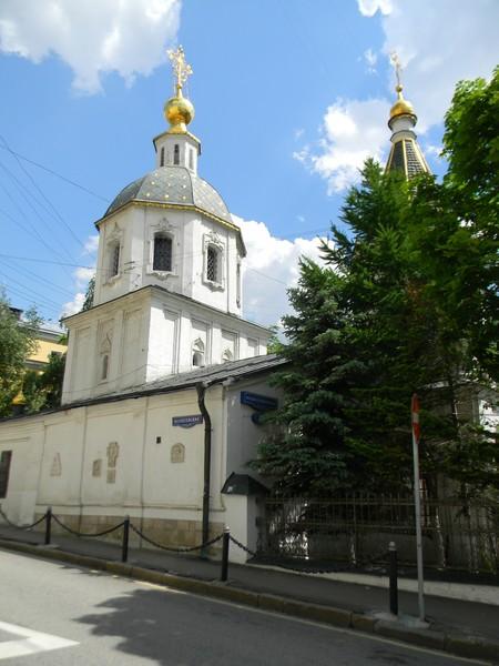 Храм Вознесения Господня на Никитской («Малое Вознесение»)