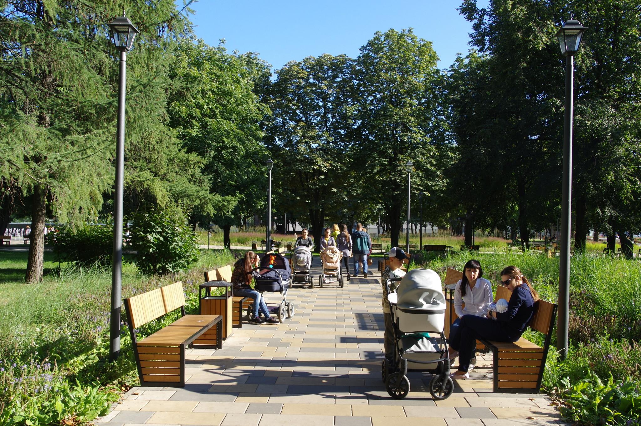 Парк имени Святослава Фёдорова