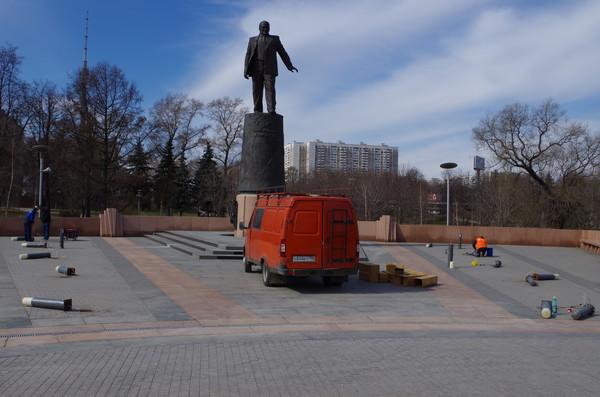 Аллея Космонавтов