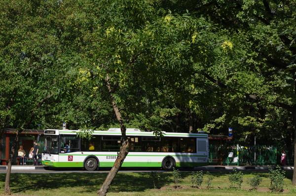 Остановка общественного транспорта «Метро Алтуфьево»