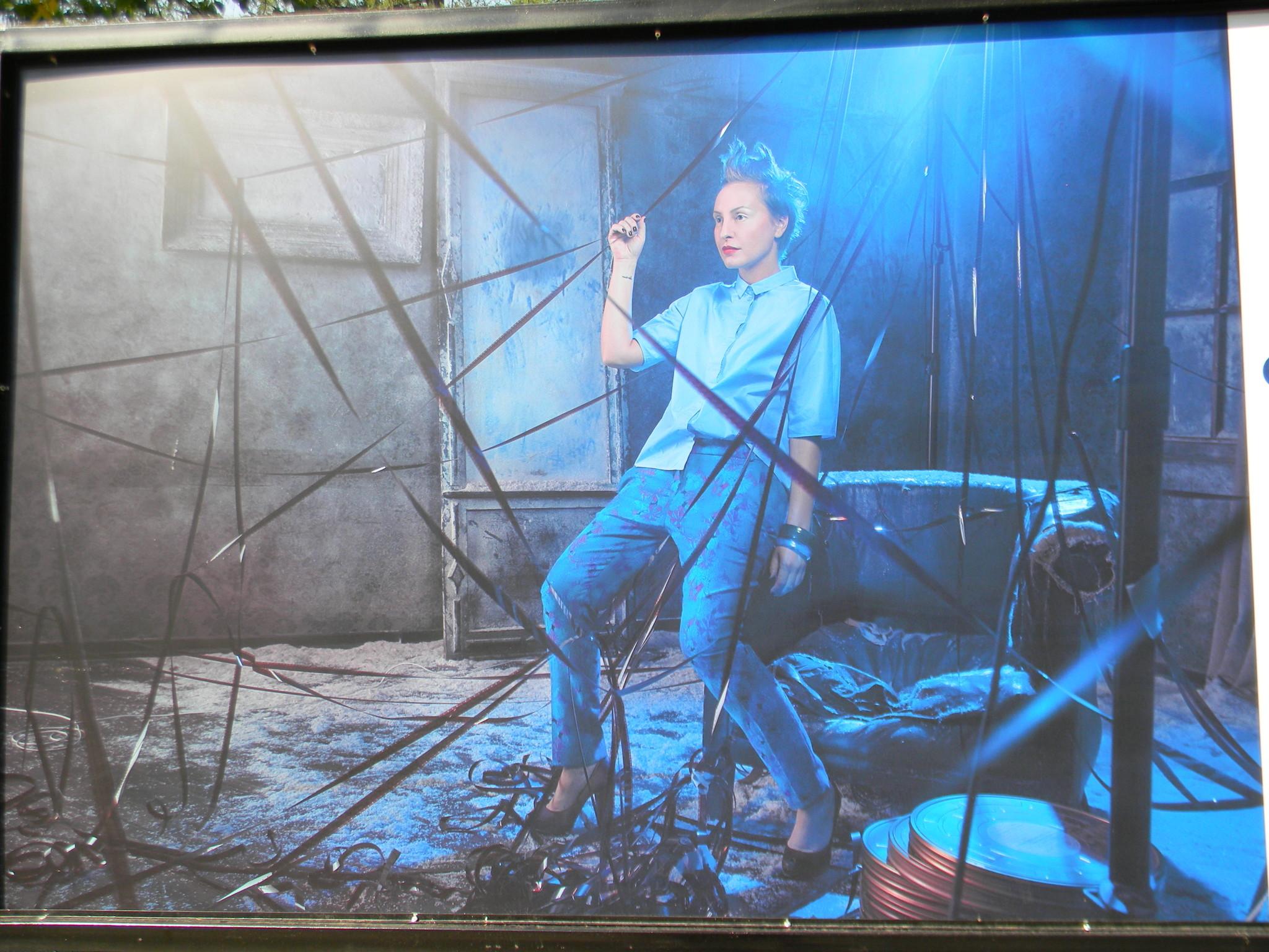 Режиссёр-клипмейкер Ирина Миронова (Фотограф: Ксения Большакова, визажист, стилист: Макс Аксаментов)