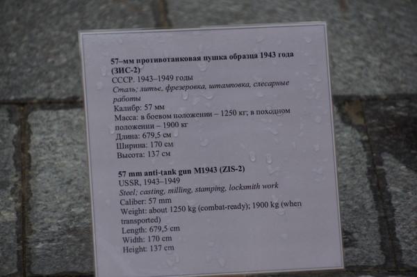 Экспозиция Исторического музея «Артиллерийский двор»