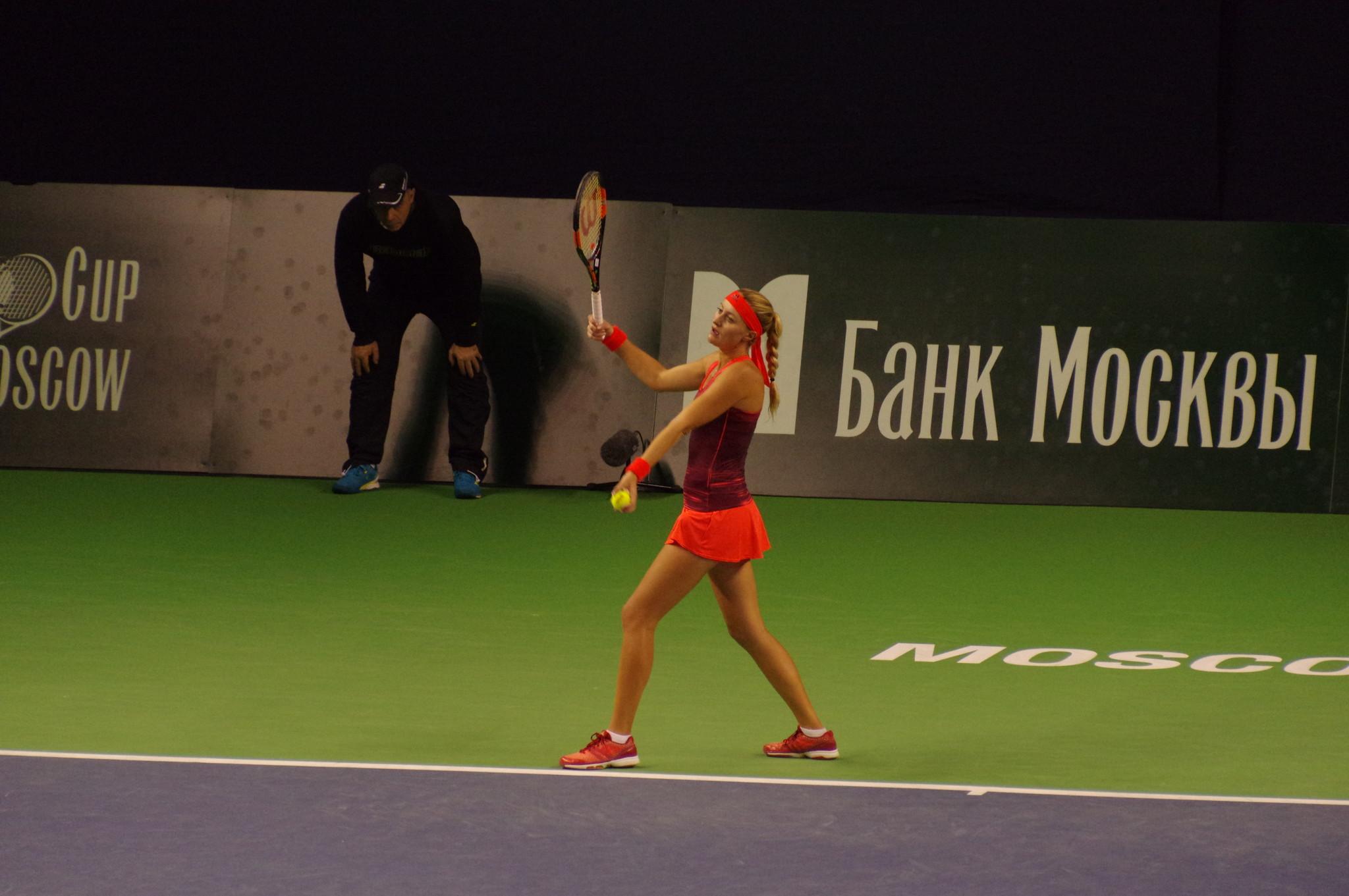 Кристина Младенович — французская теннисистка сербского происхождения