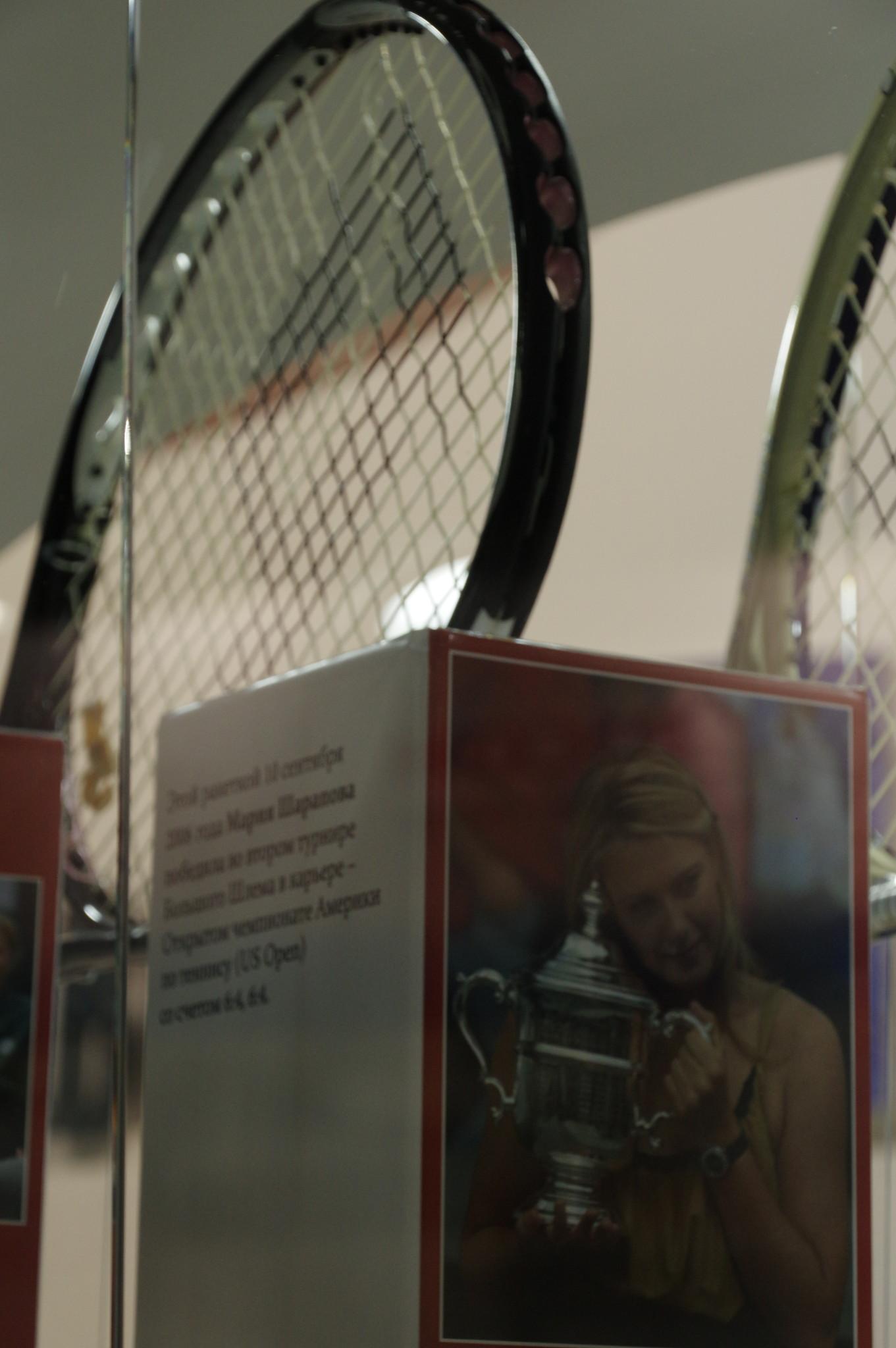 10 сентября 2006 года Мария Шарапова победила в Открытом чемпионате Америки по теннису (US Open)