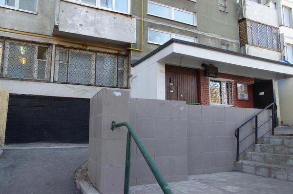 Дом Нади Шевелёвой в наши дни (проспект Вернадского, дом 113)