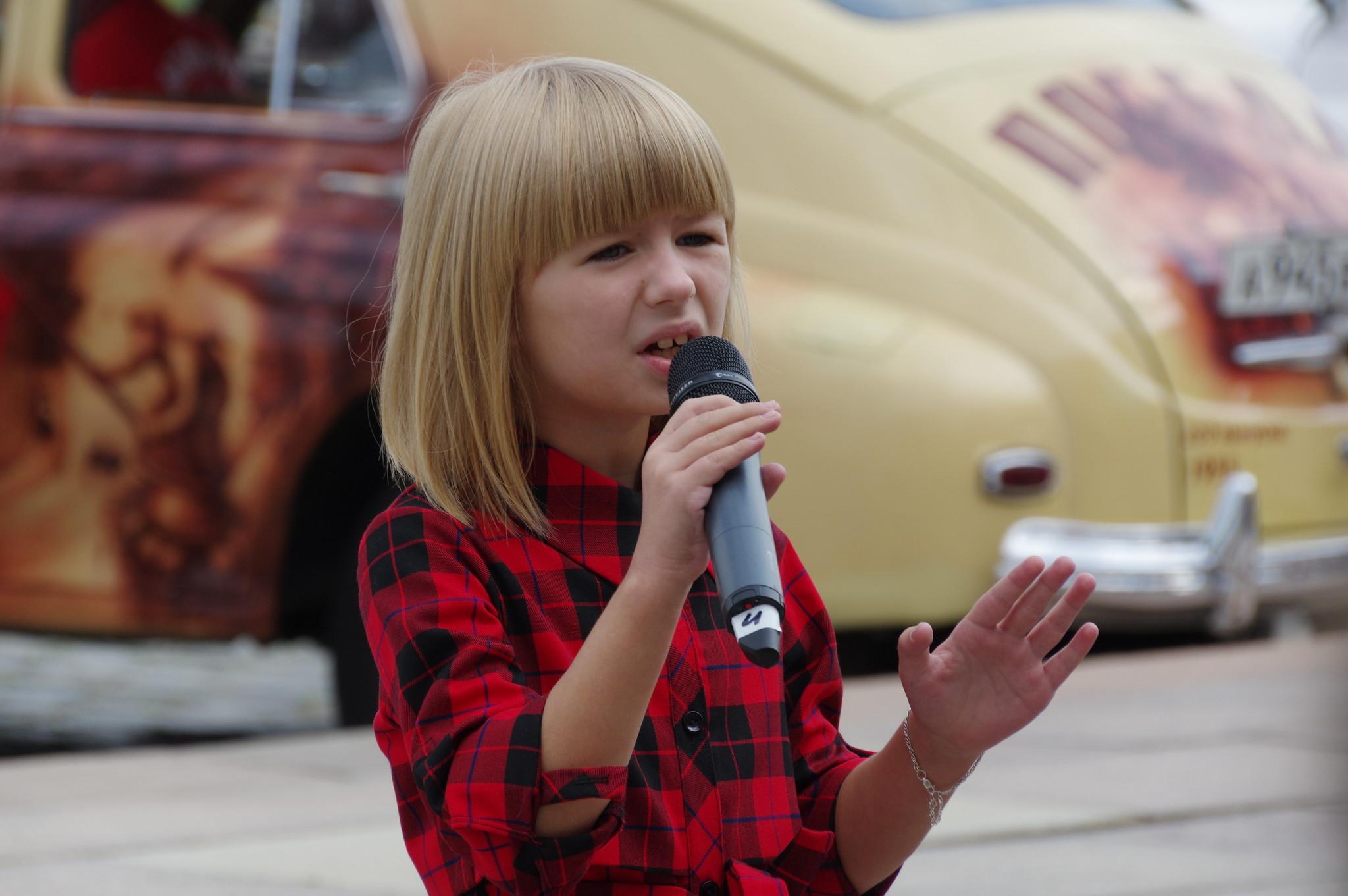 Финалистка вокального шоу «Голос. Дети» Ярослава Дегтярёва