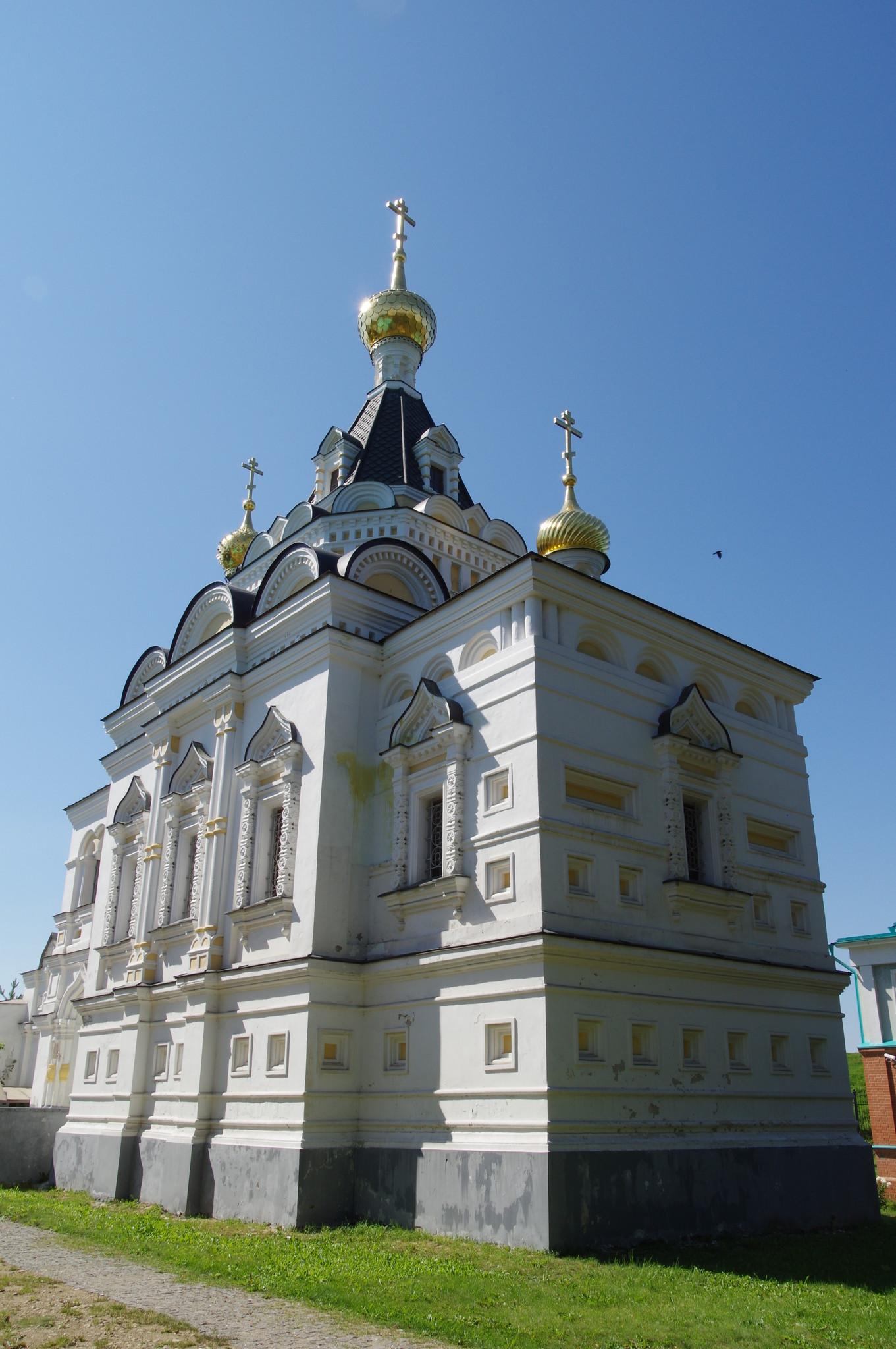 Церковь Св. Елисаветы в Дмитровском кремле