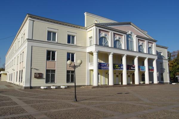 Долгопрудненский Дворец культуры «Вперед» (г. Долгопрудный, площадь Собина, дом 3)
