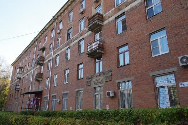 Московская область, город Долгопрудный, улица Первомайская, дом 13