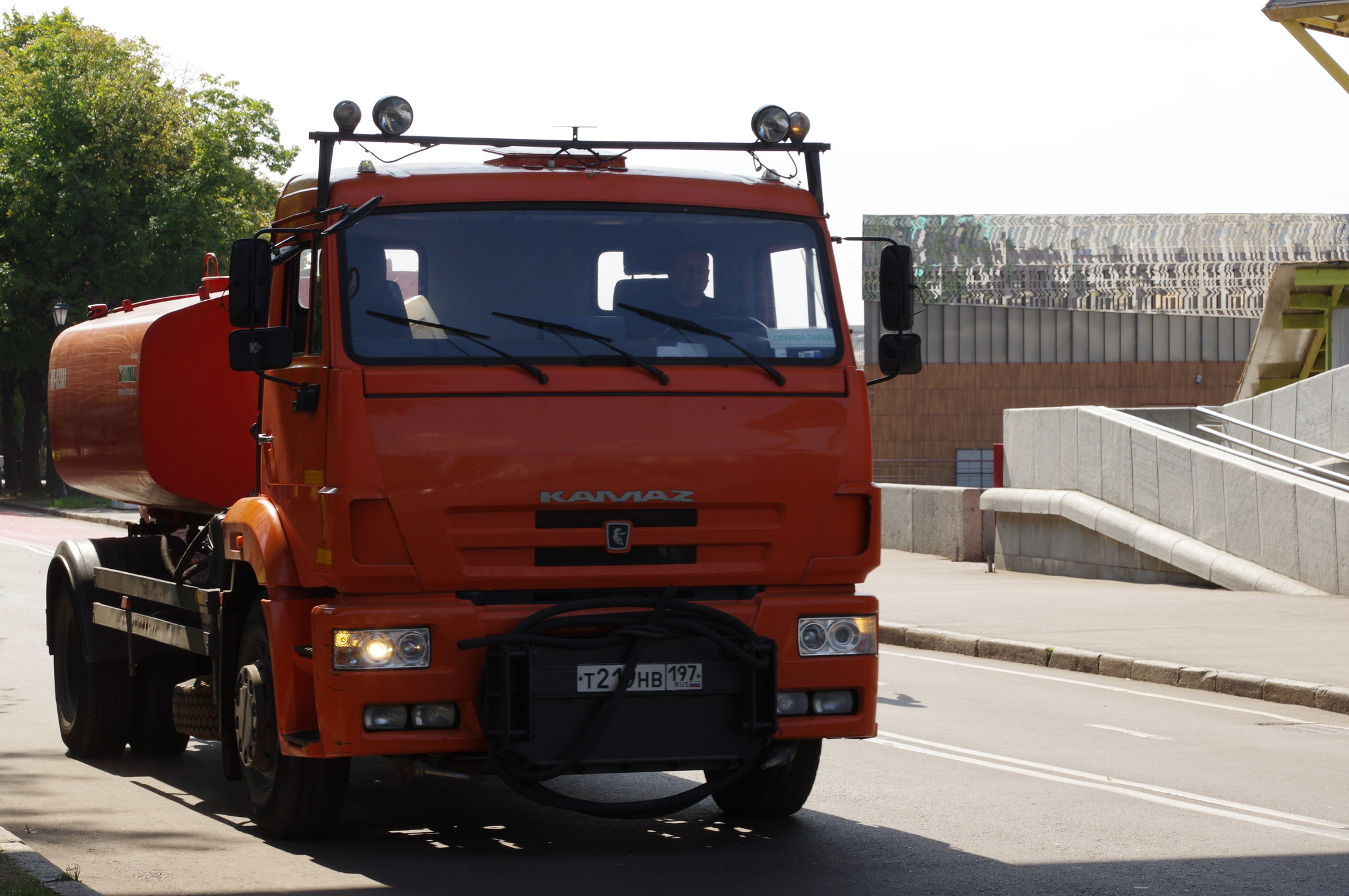 Автомобиль КАМАЗ-43253