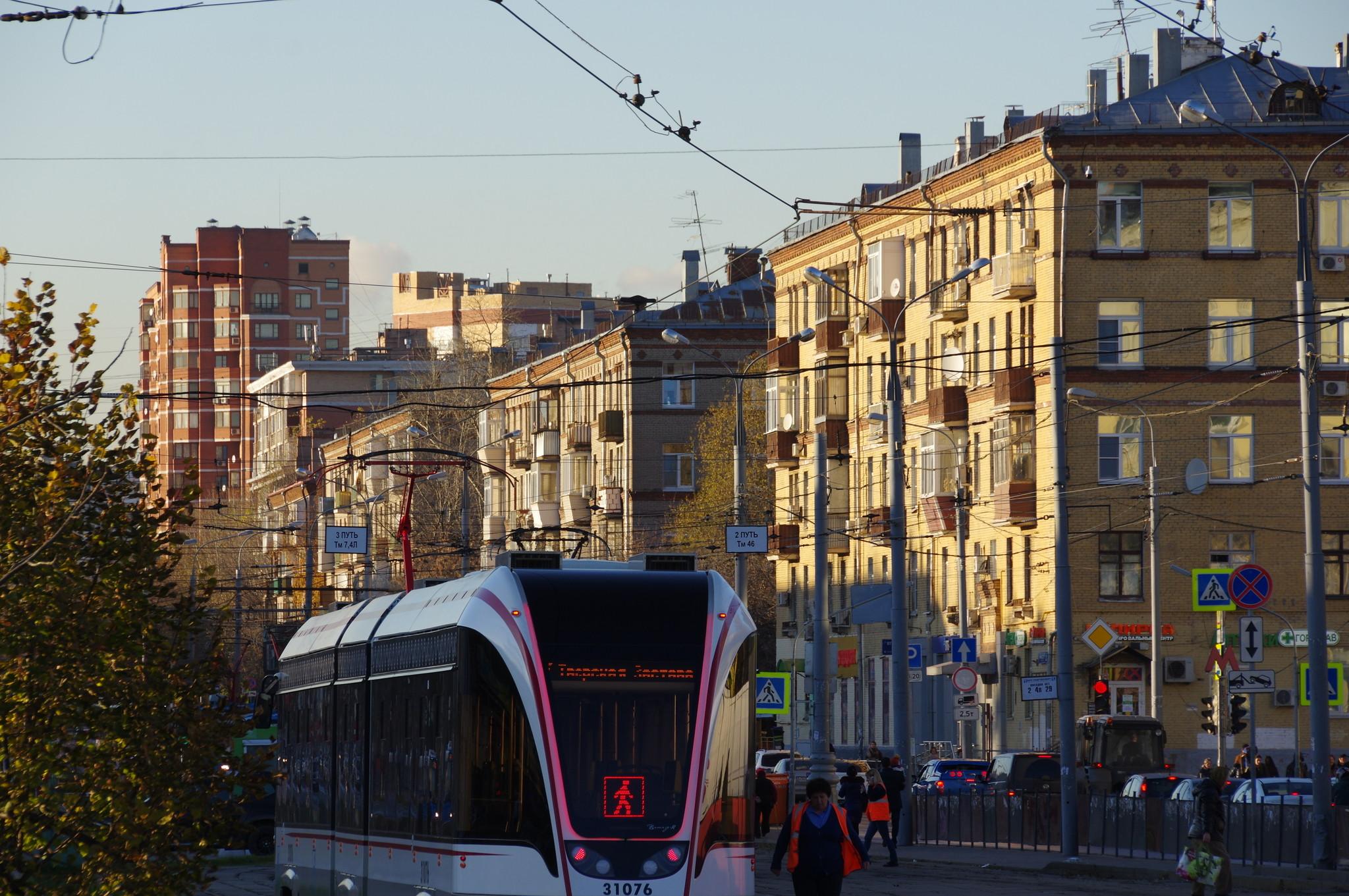 Остановка трамвая «Метро Бульвар Рокоссовского»