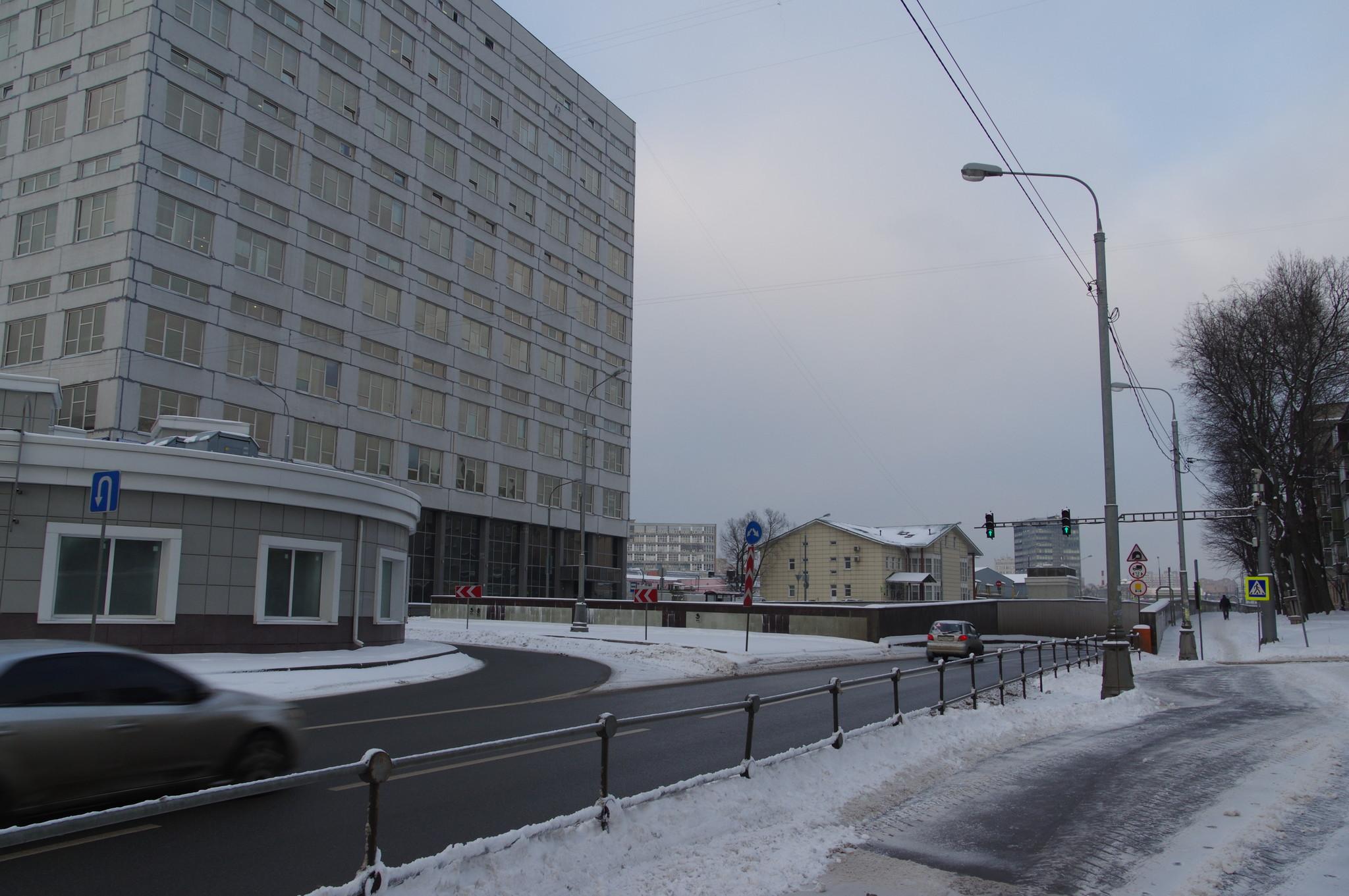 Балтийская улица