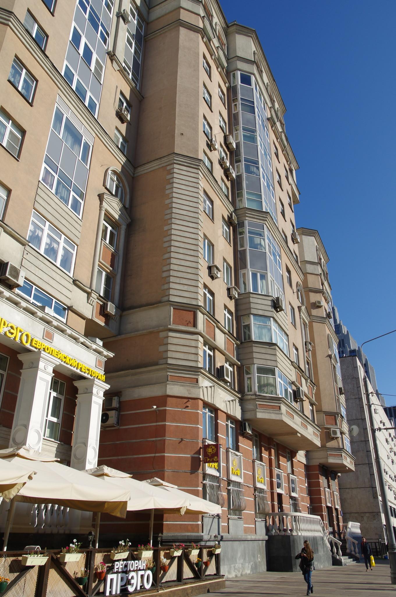 Долгоруковская улица, дом 6