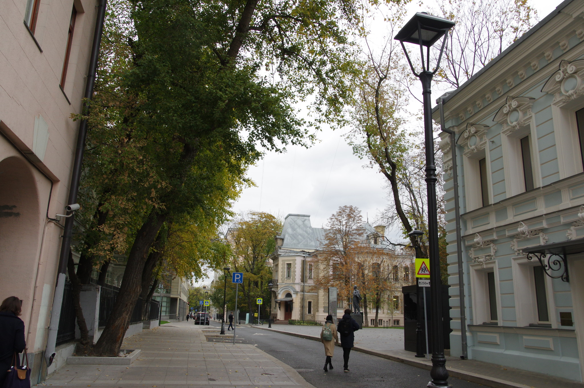 Переулок Огородная Слобода