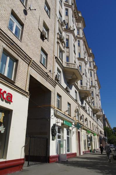 Ленинградский проспект, дом 66