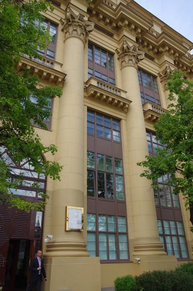 Дом Жолтовского (улица Моховая, дом 13)
