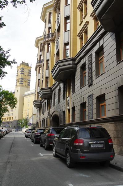 Жилой комплекс «Колымажный 10» (Колымажный переулок, дом 10)