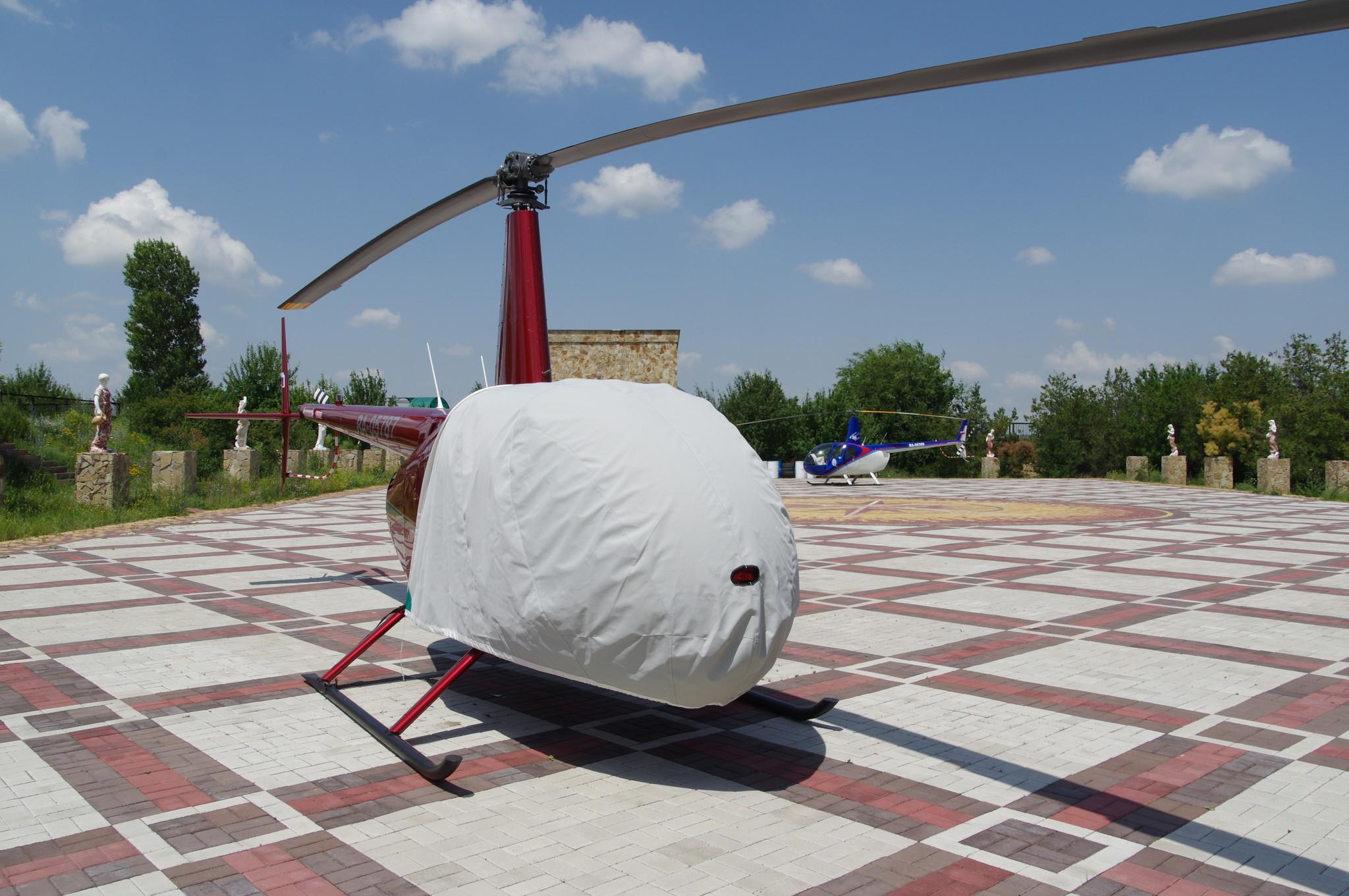 Лёгкий вертолёт Robinson R44 Raven I