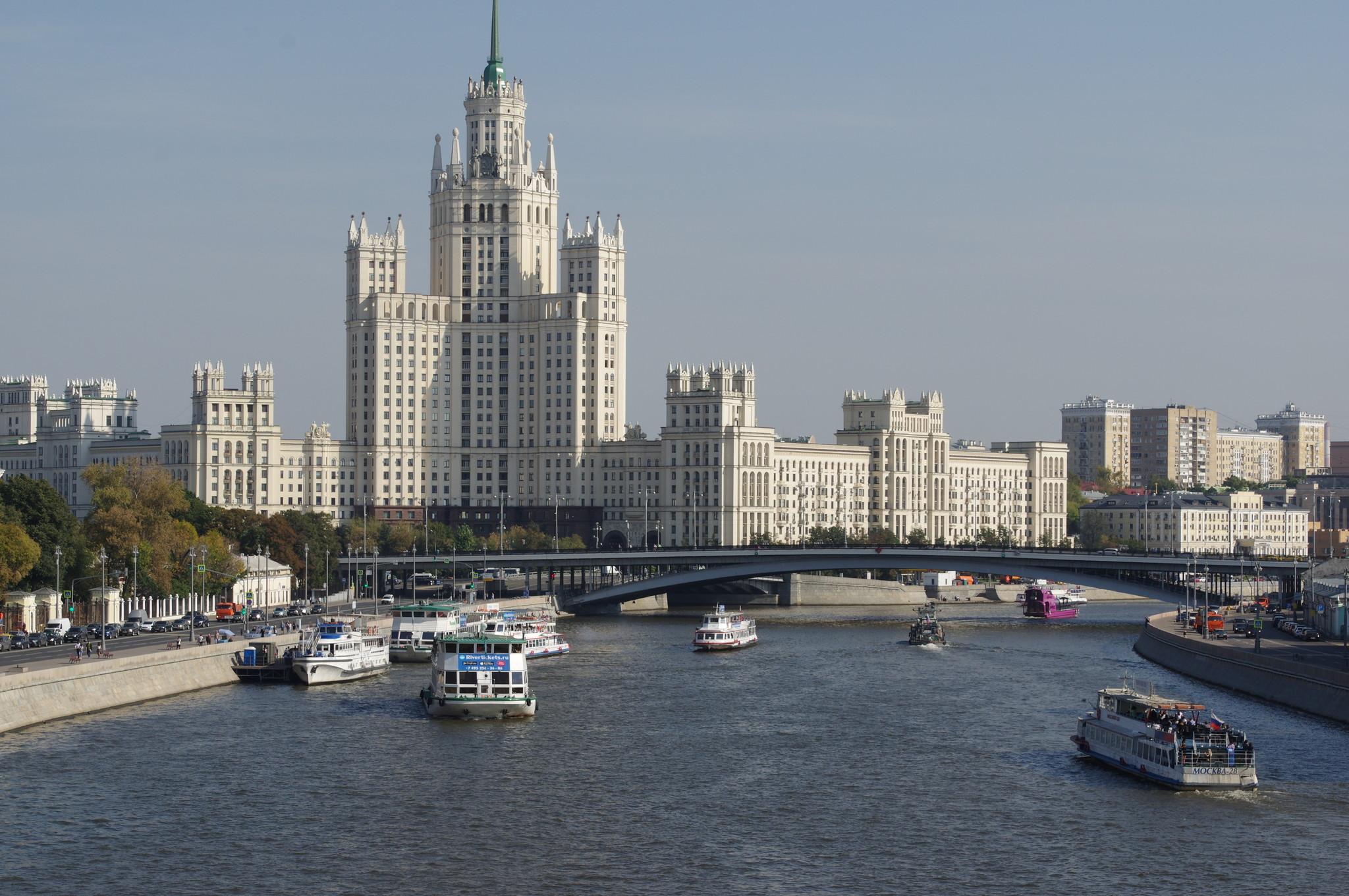 Причал «Устьинский мост»
