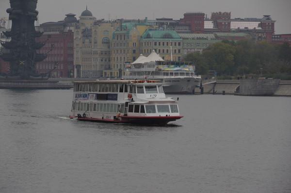 На Москве-реке