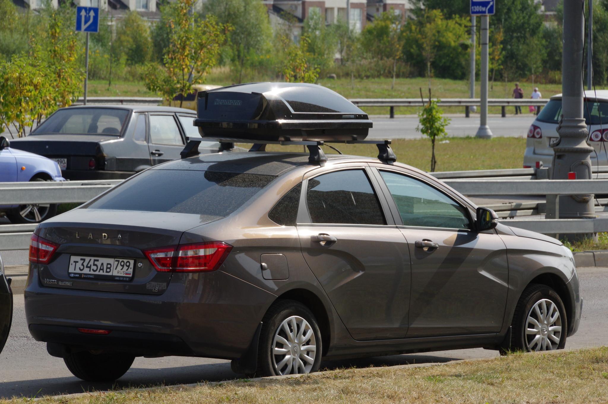 Автомобиль LADA Vesta
