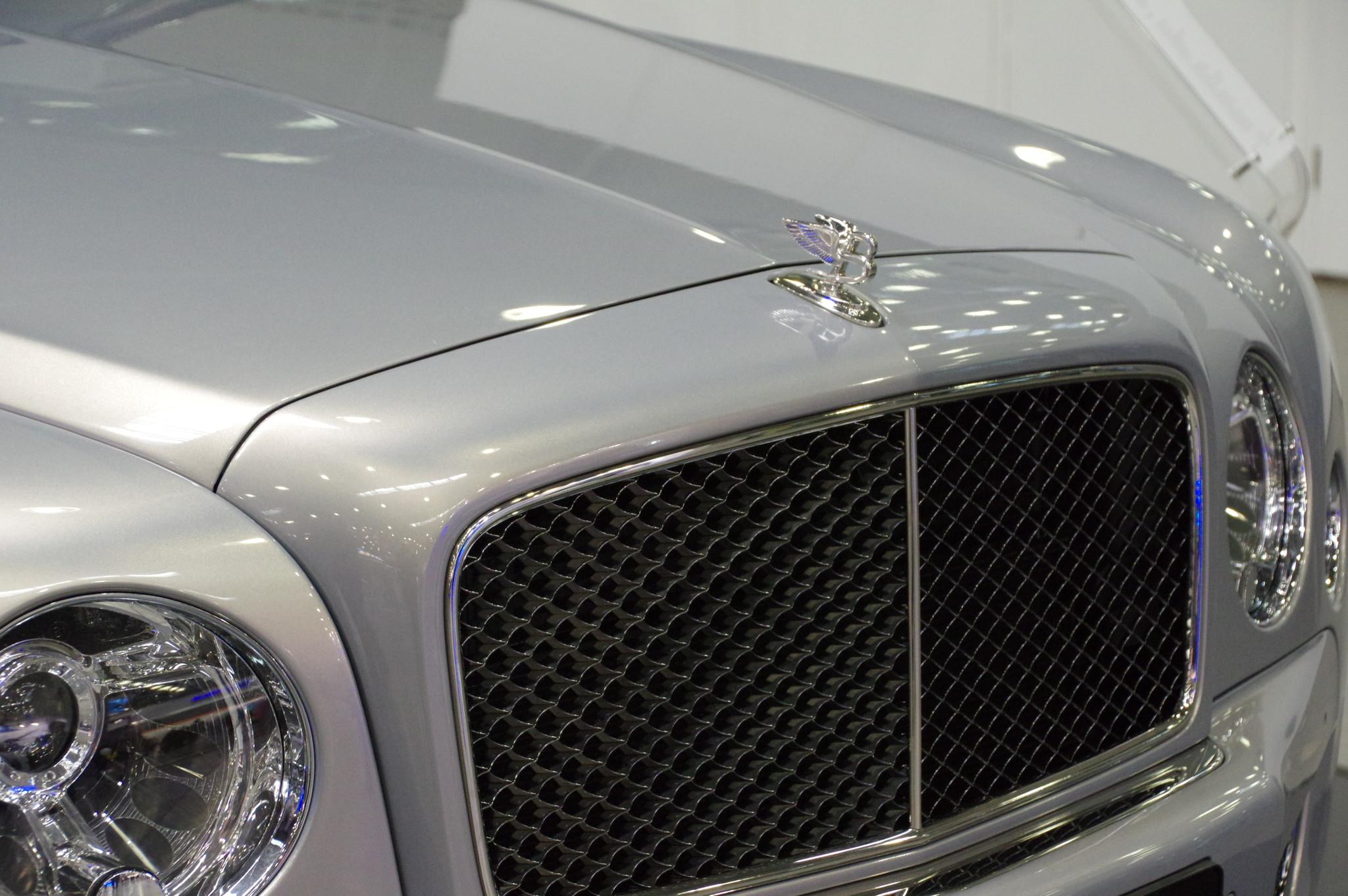 Автомобиль Bentley Mulsanne Speed