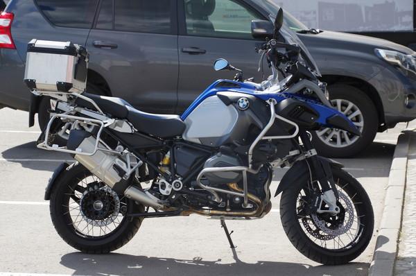 Мотоцикл BMW R 1200