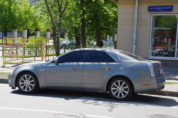 Автомобиль «Cadillac CT5»