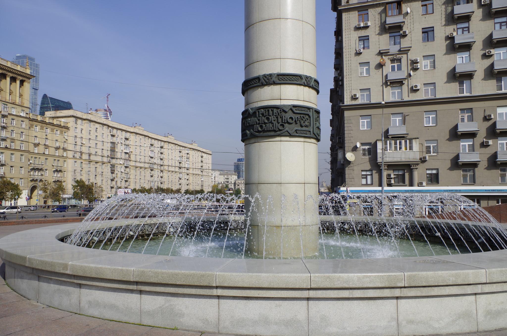 Третье транспортное кольцо (ТТК) - кольцевая автомобильная дорога в Москве