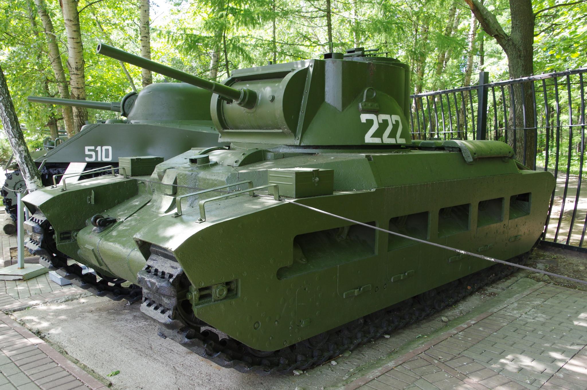 Пехотный (средний) танк «Матильда IV» (Matilda IV) (Великобритания)