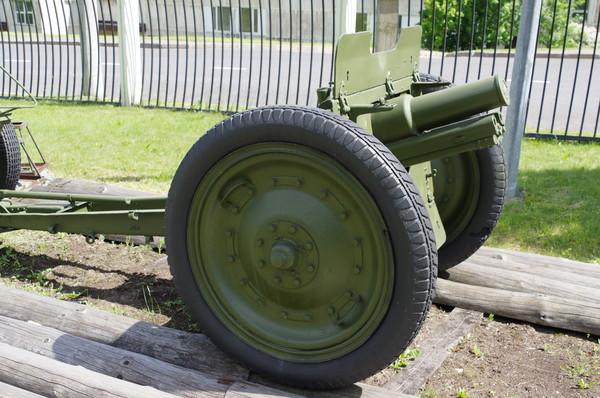 Полковая 76 Мм Пушка Образца 1927 Года - фото 6